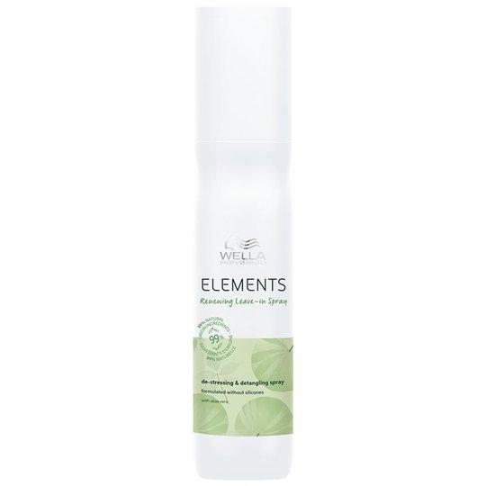 Elements, 150 ml Wella Hiuksiinjätettävät hoitoaineet