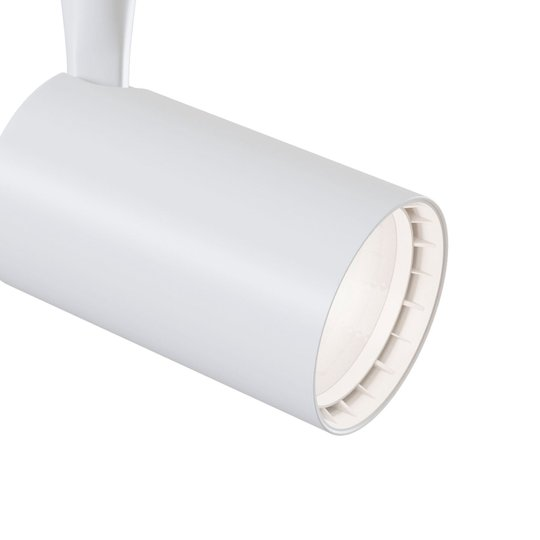 1-vaihe-spotti Track LED 3000K 6W valkoinen