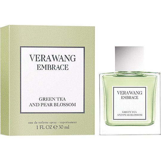 Vera Wang Embrace Green Tea and Pear Blossom EdT, 30 ml Vera Wang Hajuvedet