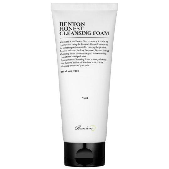 Honest Cleansing Foam, 150 g Benton K-Beauty