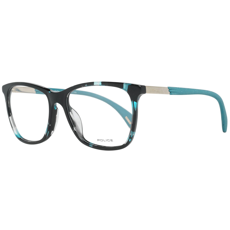 Police Women's Optical Frames Eyewear Black PL630 530AE8