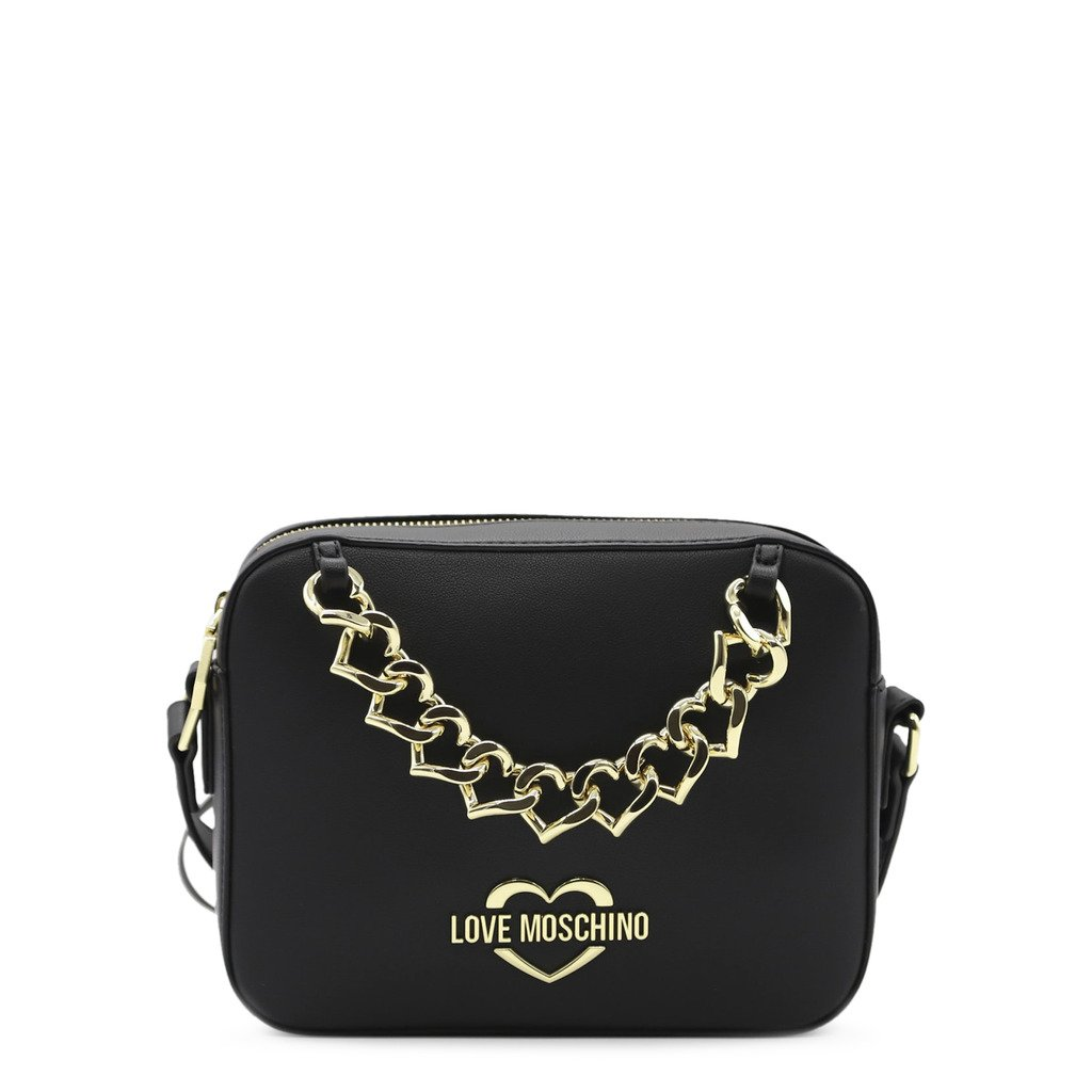 Love Moschino Women's Crossbody Bag Various Colours JC4195PP1DLK0 - black NOSIZE