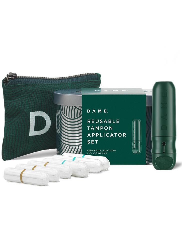 DAME Reusable Tampon Applicator Set