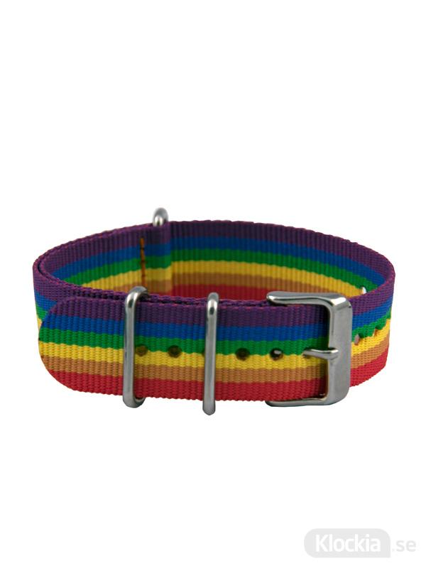 GUL Armband Nato Rainbow 20mm Rainbow-Nato-strap