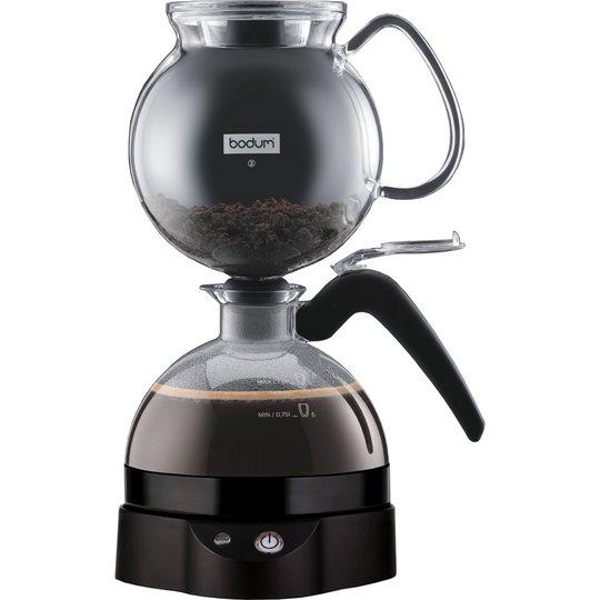 Bodum Epebo Elektrisk Vakuum Kaffebryggare 8 Koppar 1,0 l