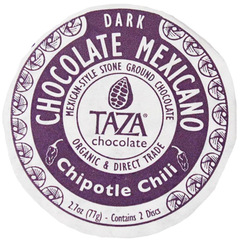 "Choklad Mörk ""Chipotle Chili"" 77g - 54% rabatt"