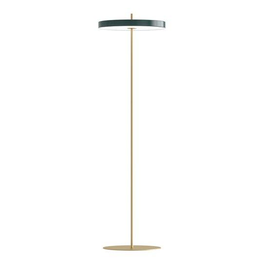 Umage - Asteria Floor Golvlampa 40x150 cm Skogsgrön