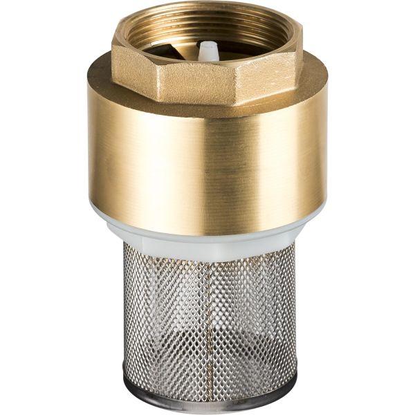 Gelia 3005015012 Bunnventil metall, med silke kurv G20