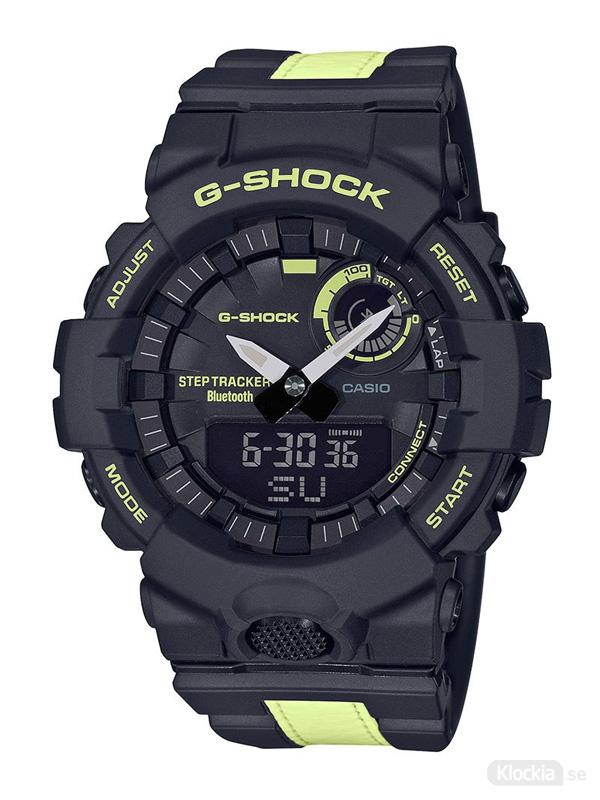 CASIO G-Shock Step Tracker Bluetooth GBA-800LU-1A1ER