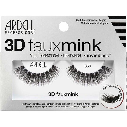 3D Faux Mink 860, Ardell Irtoripset