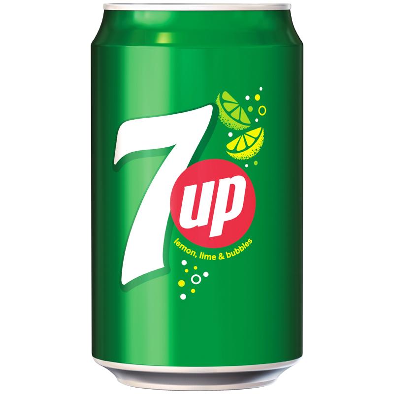 """Virvoitusjuoma """"7Up"""" 330ml - 20% alennus"""