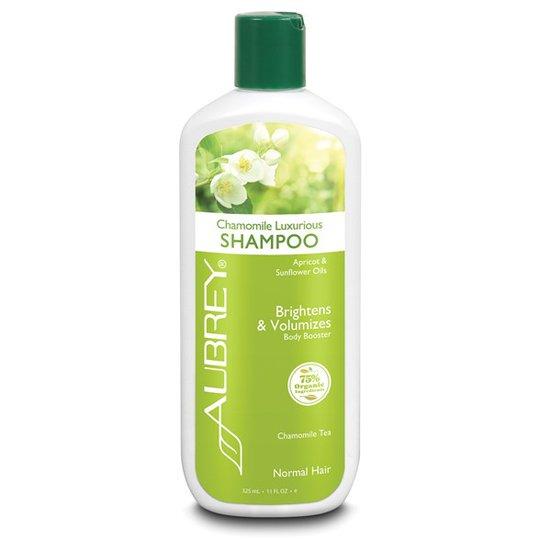 Aubrey Organics Chamomile Luxurious Shampoo, 325 ml