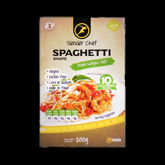 Slender Chef Spaghetti, 200 g