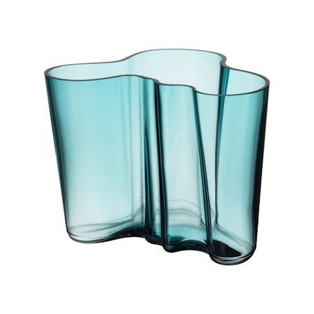 Aalto Vase 16 cm havblå