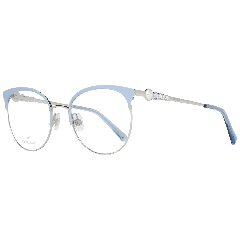 Swarovski Women's Optical Frames Eyewear Blue SK5275 51B16
