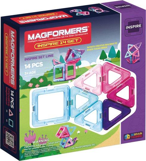 Magformers Inspire Byggesett 14 Deler