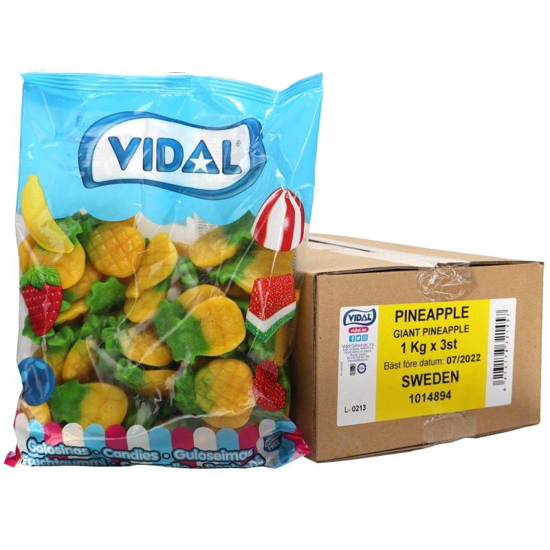 Godis Ananas - 35% rabatt