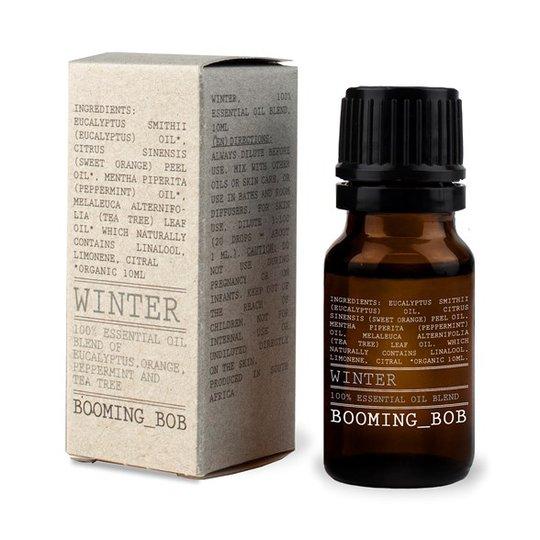 Booming Bob Eterisk Oljeblandning - Winter, 10 ml
