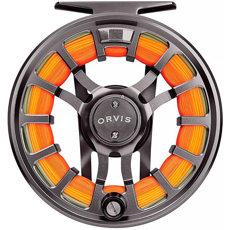 Orvis Hydros SL V #8-11 Black Nickel