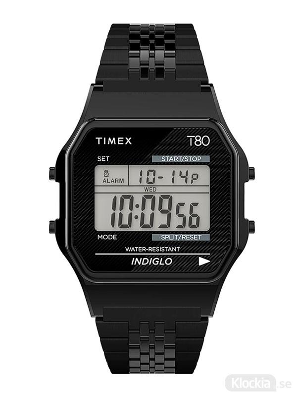 TIMEX T80 TW2R79400 - Digitalklocka