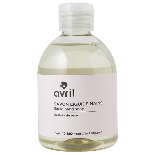 Avril Liquid Hand Soap Rose, 300 ml