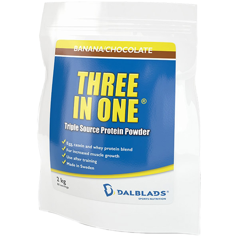 Proteinpulver Banan & Choklad 2kg - 68% rabatt