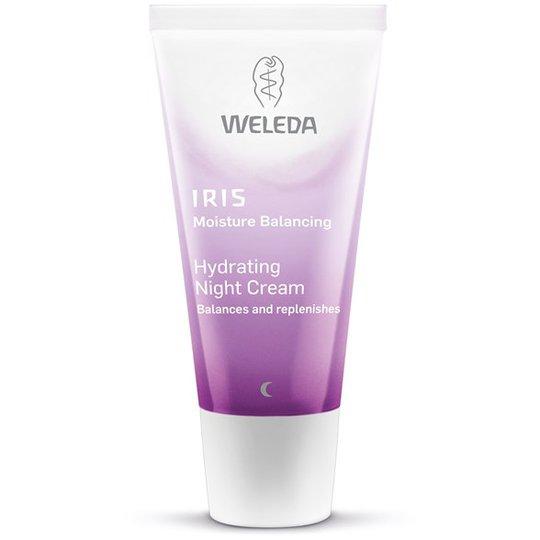 Weleda Iris Hydrating Night Cream, 30 ml