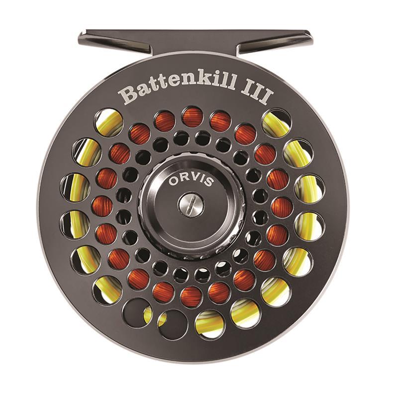 Orvis Battenkill Disc III #5-7