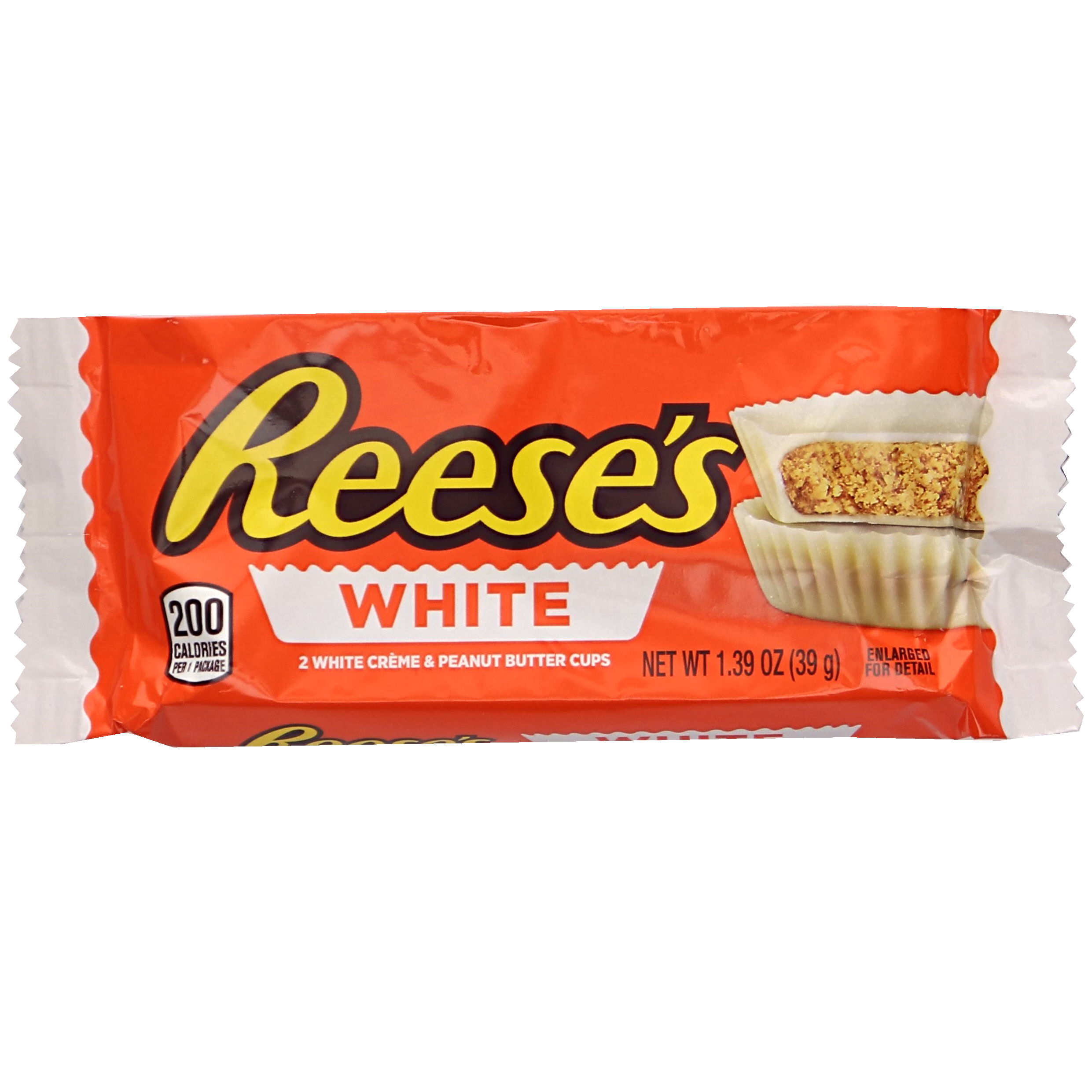White Peanut Butter Cups 2-pack - 5% rabatt