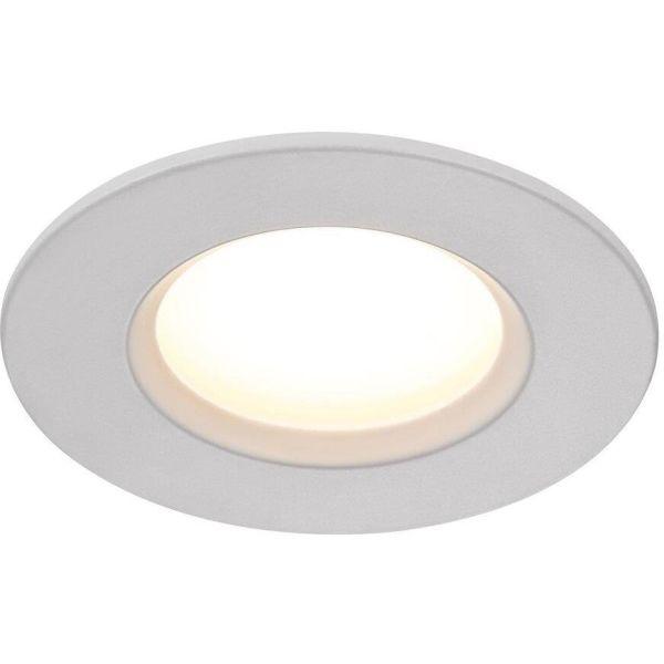 Nordlux DORADO 49430101 Kohdevalaisin 5,5W LED, 2700K, IP65 valkoinen