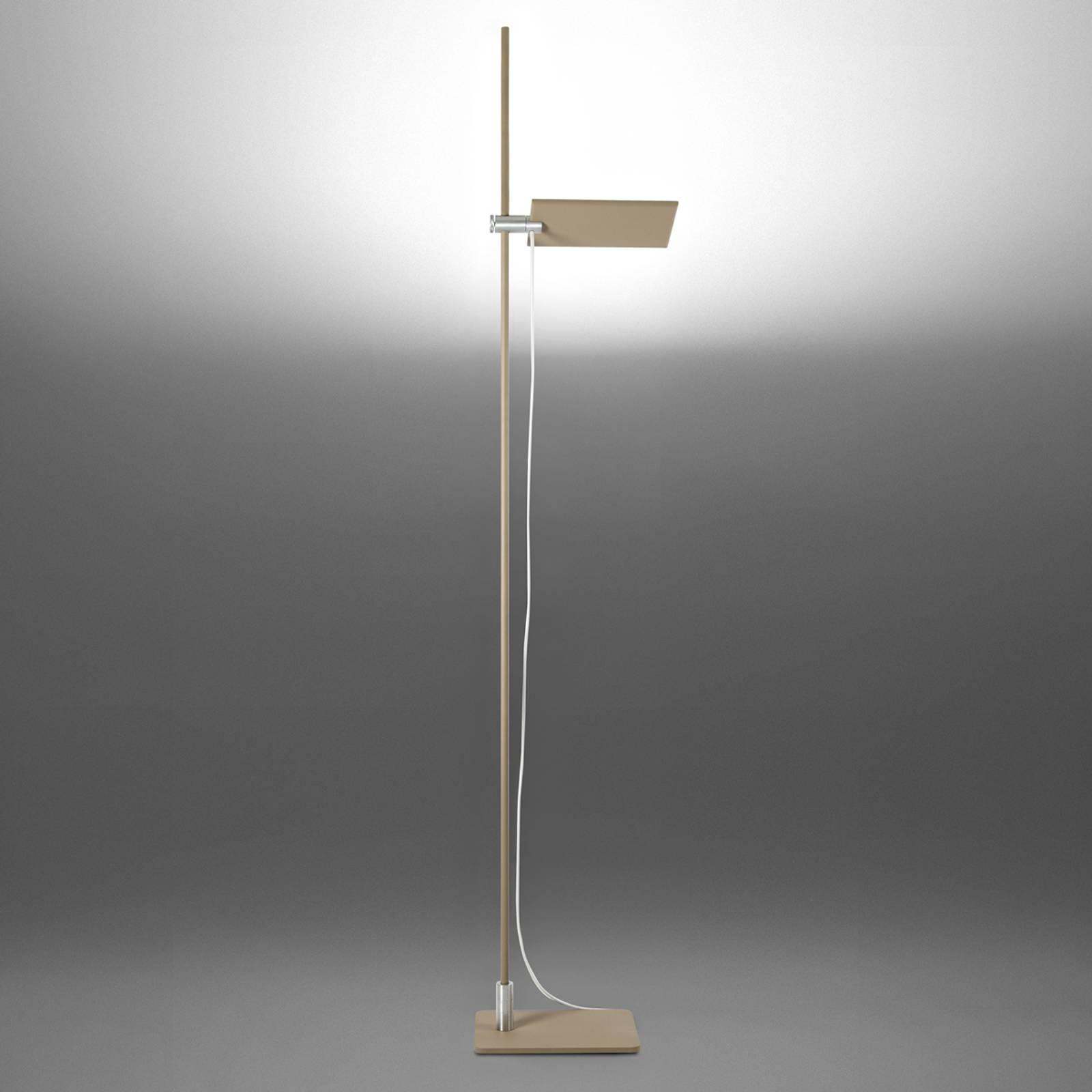 ICONE GiuUp - ylöspäin suunnattu LED-valo, harmaa
