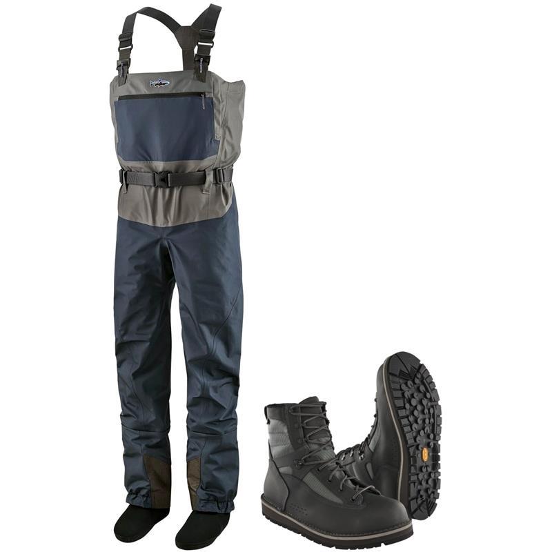 Patagonia Swiftcurrent Pakke Vadepakke med bukse og sko