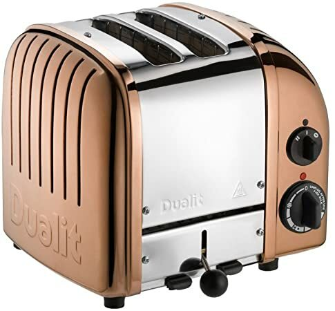 Dualit Classic Toaster 4 Copper Brödrost - Koppar