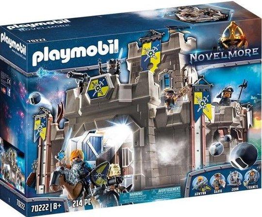 Playmobil 70222 Lille Festningen I Novelmore