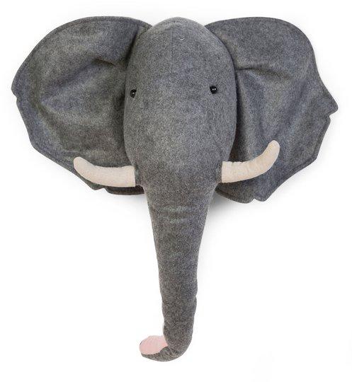 Childhome Veggdekorasjon Elefant