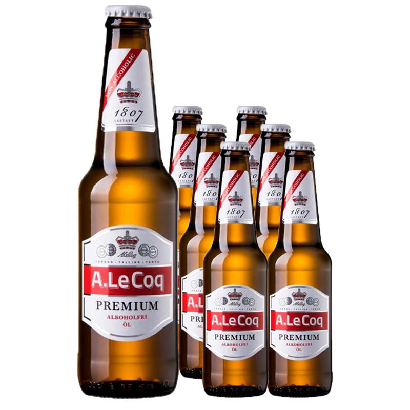 Öl Premium Alkoholfri 6-pack - 38% rabatt