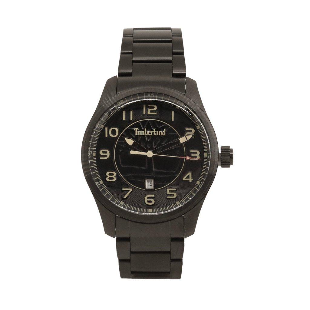 Timberland Men's Watch Black 15487JSB - black NOSIZE