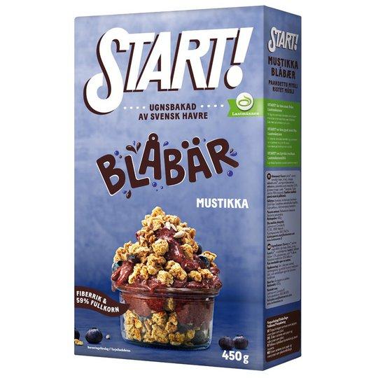 Start Blåbär - 30% rabatt