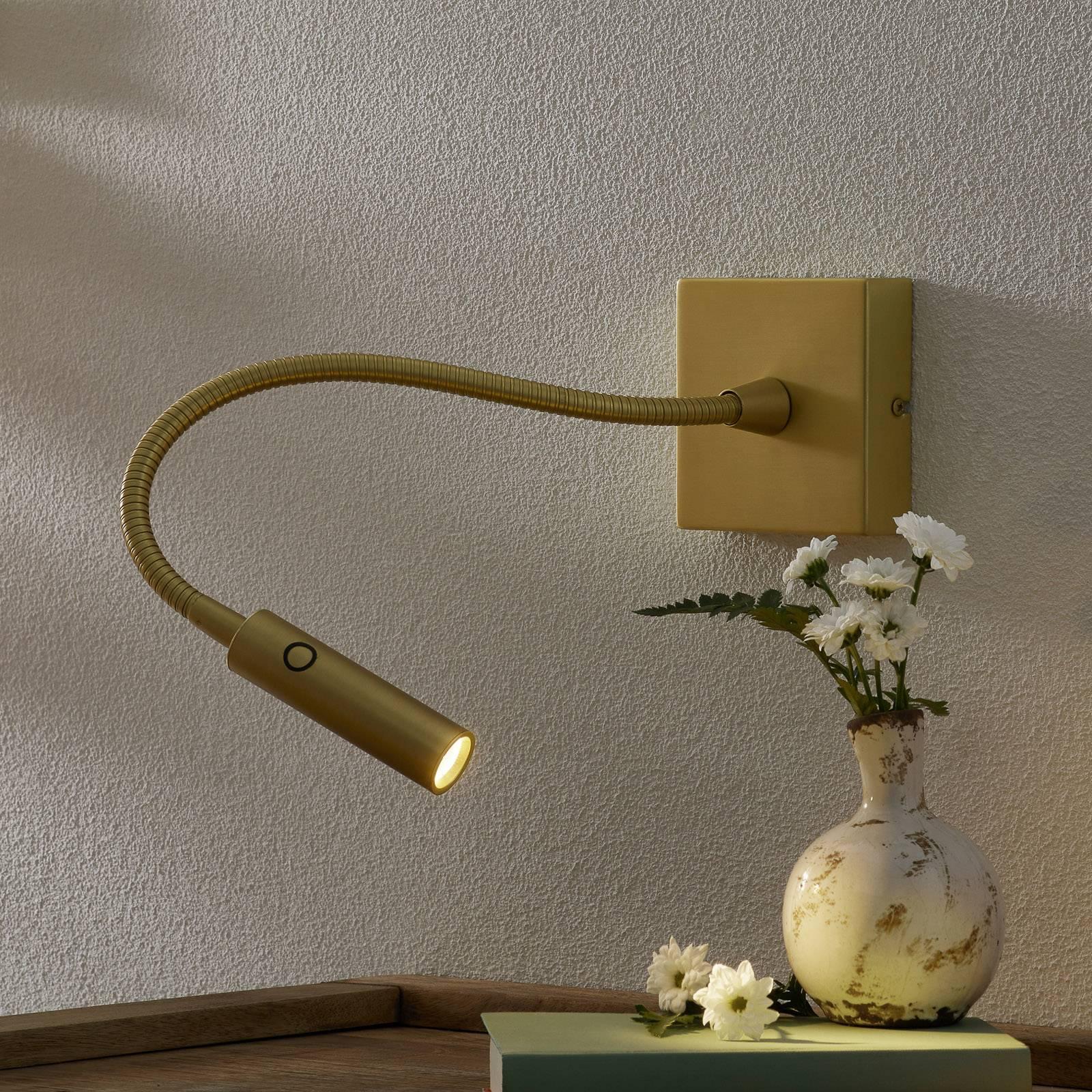 LEDS-C4 Tip -LED-seinävalaisin, joustava asennus