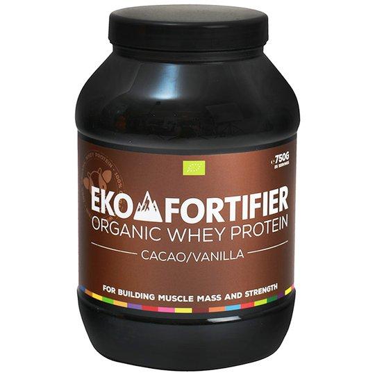 "Proteinpulver ""Chocolate & Vanilla"" 750g - 45% rabatt"