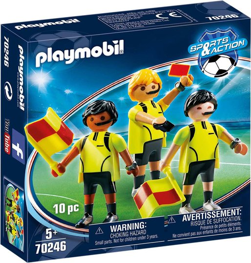 Playmobil 70246 Referees