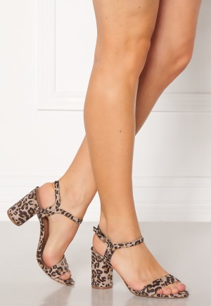 ONLY Balsa AOP Heeled Sandal Beige 40