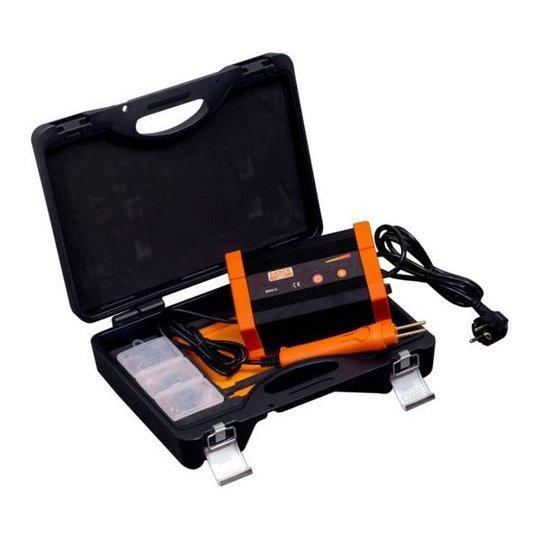 Bahco BBS210 Sähkötyökalu niittaus muoviosien korjaamista varten