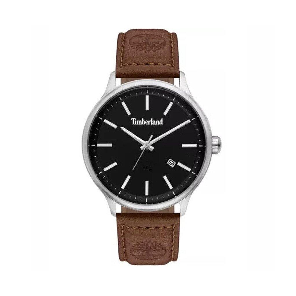 Timberland Men's Watch Brown 15638JS - brown NOSIZE