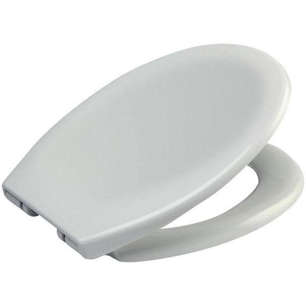 Arrow Rubinett Soft WC-sete hvit, med myklukking