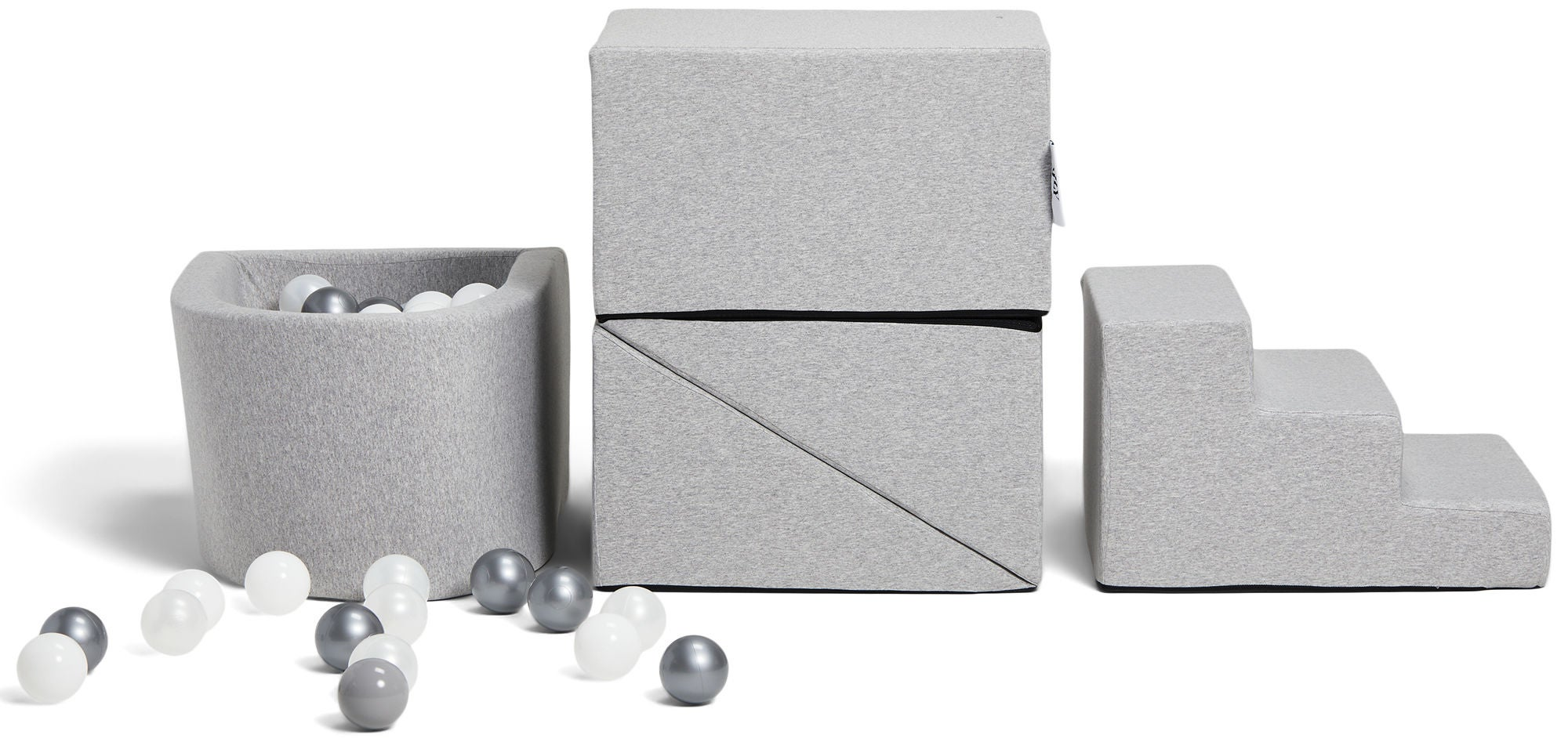 JLY Tee-Se-Itse Pallomeri, Grey