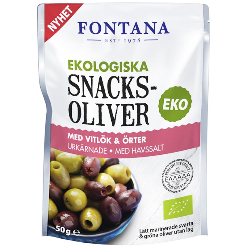 Eko Snacks Oliver - 6% rabatt