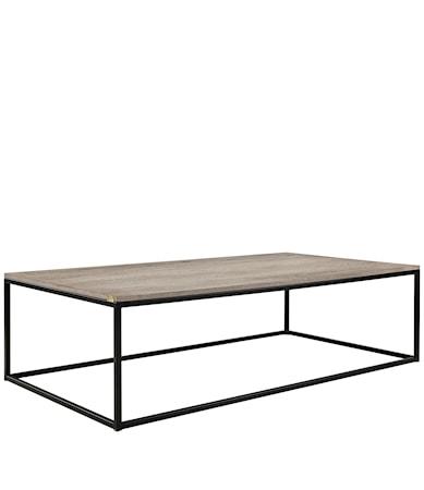 MASON coffee table 160 atique grey oak