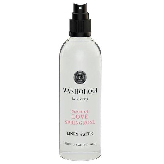 Linen Water Love, 100 ml Washologi Tekstiilivesi
