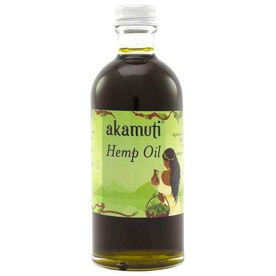 Akamuti Hemp Oil, 100 ml